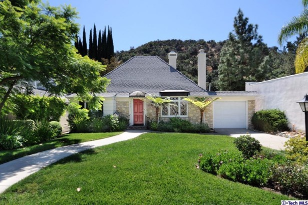 2408 Sleepy Hollow Drive, Glendale, CA - USA (photo 1)