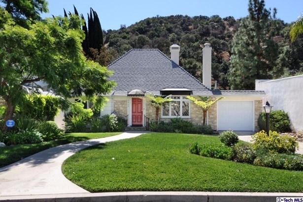 2408 Sleepy Hollow Drive, Glendale, CA - USA (photo 2)