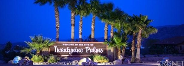 0 Vacant, 29 Palms, CA - USA (photo 1)