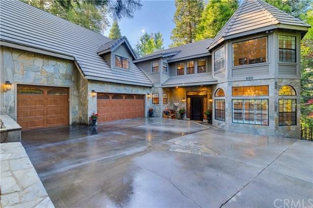 490 Bay View Court, Lake Arrowhead, CA - USA (photo 2)