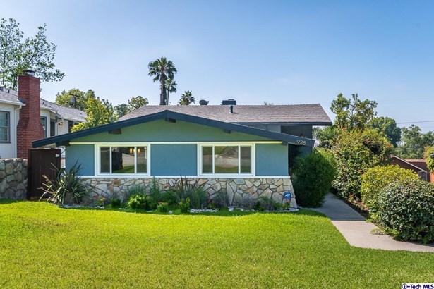 938 East Poppyfields Drive, Altadena, CA - USA (photo 1)