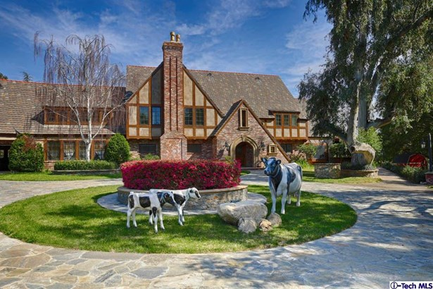 245 Berkshire Avenue, La Canada Flintridge, CA - USA (photo 1)
