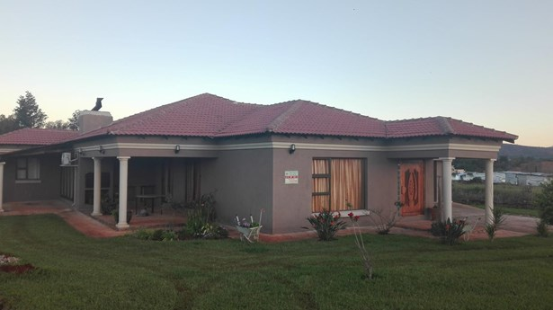 Tzaneen - ZAF (photo 1)