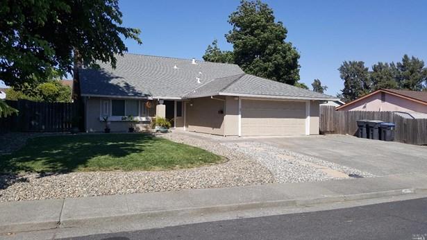 Single Family Residence, Contemporary - Fairfield, CA (photo 1)