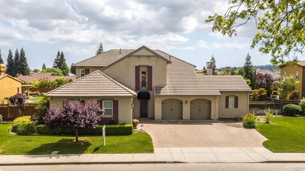 Single Family Residence, Spanish/Mediterr - Vacaville, CA