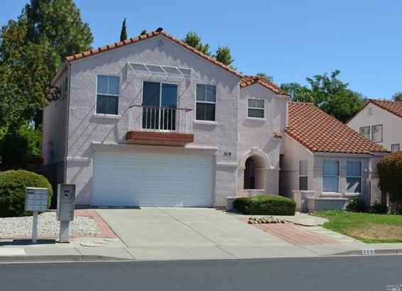 Single Family Residence, Spanish/Mediterr - Vacaville, CA (photo 2)