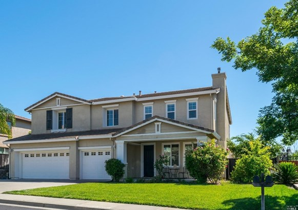Single Family Residence, Contemporary - Fairfield, CA
