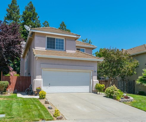 Single Family Residence, Traditional - Vacaville, CA (photo 3)