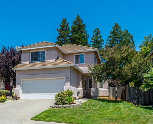 Single Family Residence, Traditional - Vacaville, CA (photo 4)