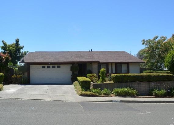 Single Family Residence, Traditional - Vallejo, CA (photo 2)