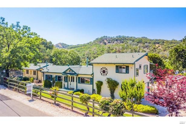 Single Family Residence, Traditional - Napa, CA