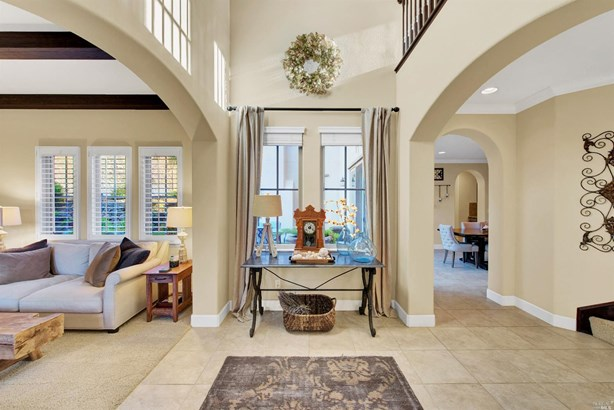 Single Family Residence, Spanish/Mediterr - Fairfield, CA (photo 3)