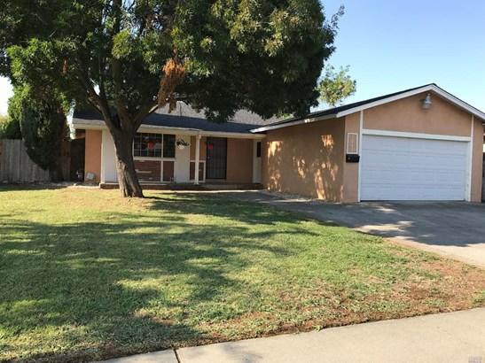 Single Family Residence, A-Frame - Fairfield, CA (photo 1)