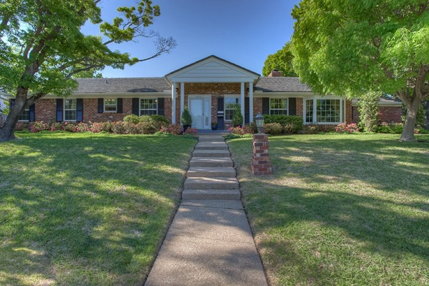 6421 Lansdale Road, Fort Worth, TX - USA (photo 1)