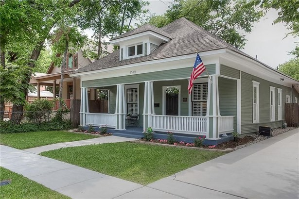 1508 S Lake Street, Fort Worth, TX - USA (photo 1)