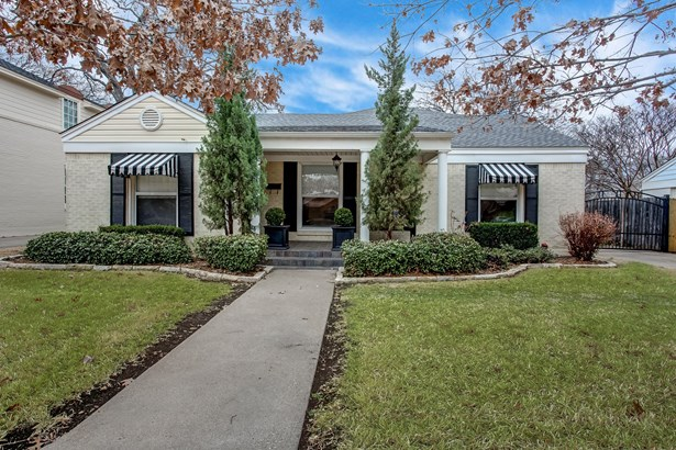 6140 Locke Avenue, Fort Worth, TX - USA (photo 2)