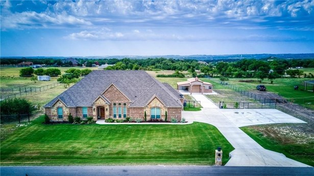 428 Hartley Way Road, Azle, TX - USA (photo 2)