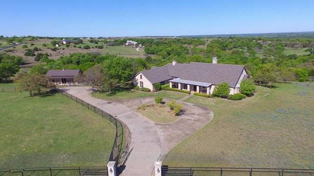 443 Bluff Ridge Road, Weatherford, TX - USA (photo 2)