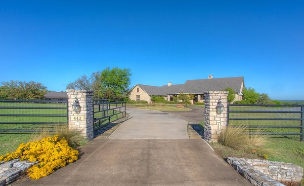 443 Bluff Ridge Road, Weatherford, TX - USA (photo 4)