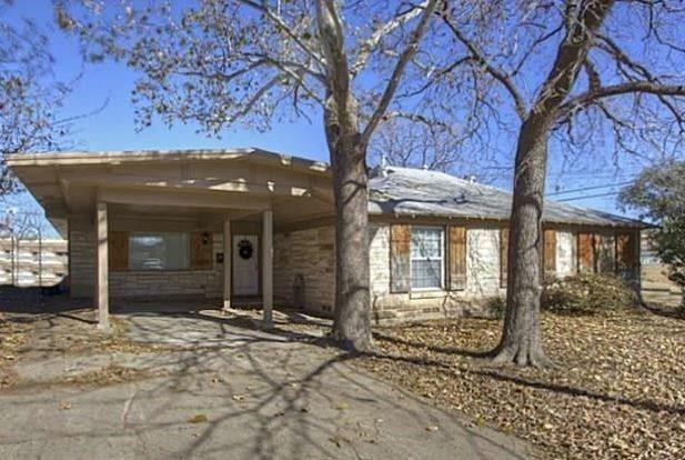 2200 W Rosedale Street B, Fort Worth, TX - USA (photo 1)
