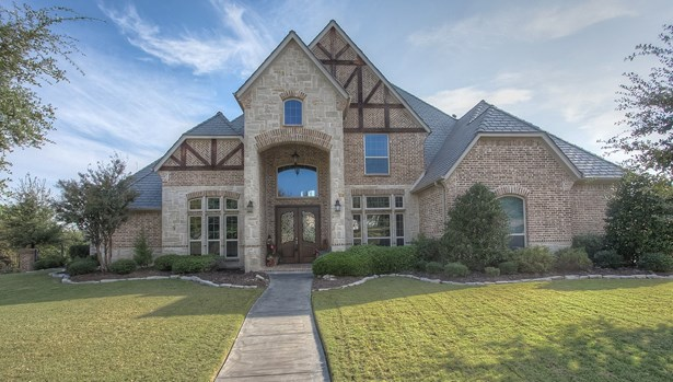 6716 Saucon Valley Drive, Fort Worth, TX - USA (photo 1)