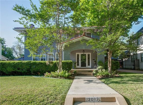 2017 Windsor Place, Fort Worth, TX - USA (photo 1)