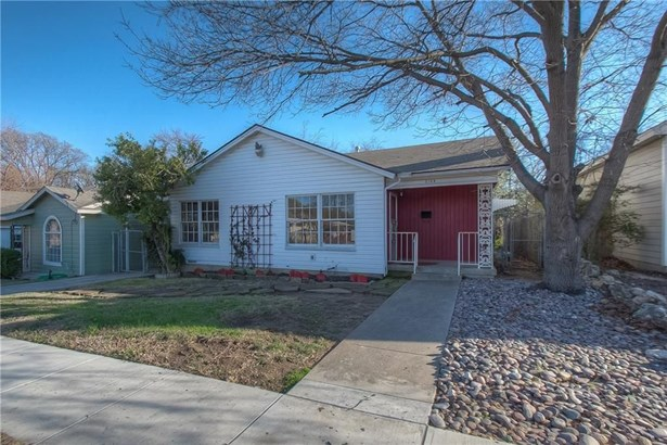 2105 Harrison Avenue, Fort Worth, TX - USA (photo 1)