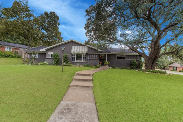 6833 Chickering Road, Fort Worth, TX - USA (photo 3)
