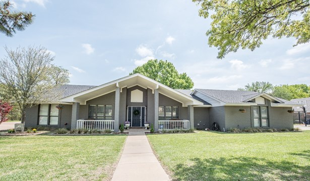 2209 Lakeforest Drive, Weatherford, TX - USA (photo 1)