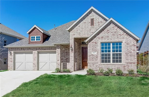 307 Bluestem Lane, Aledo, TX - USA (photo 1)