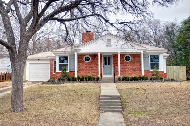 3213 Edgehill Road, Fort Worth, TX - USA (photo 1)