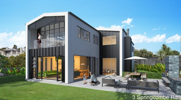3 Springcombe Road, St Heliers, Auckland - NZL (photo 1)