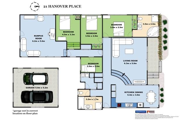 21 Hanover Place, Pahurehure, Auckland - NZL (photo 1)