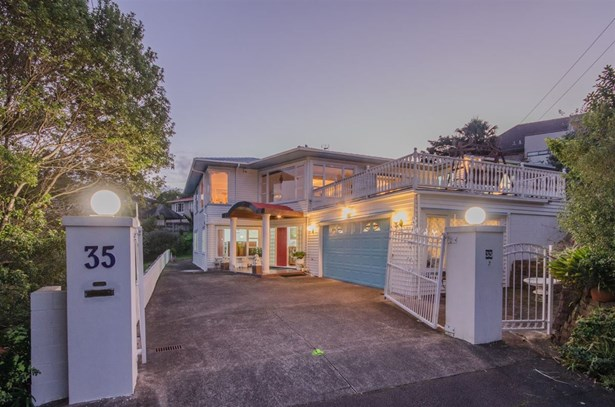 35 Endeavour Street, Blockhouse Bay, Auckland - NZL (photo 1)