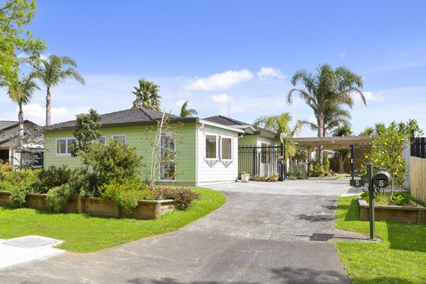 5 Tolvah Place, Wattle Downs, Auckland - NZL (photo 1)