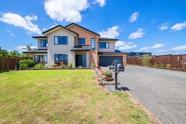 27 Scotsmoor Drive, Wattle Downs, Auckland - NZL (photo 3)