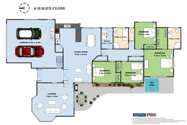 6 Hagen Close, Golflands, Auckland - NZL (photo 5)