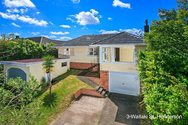 3 & 5 Waitaki Street, Henderson, Auckland - NZL (photo 1)