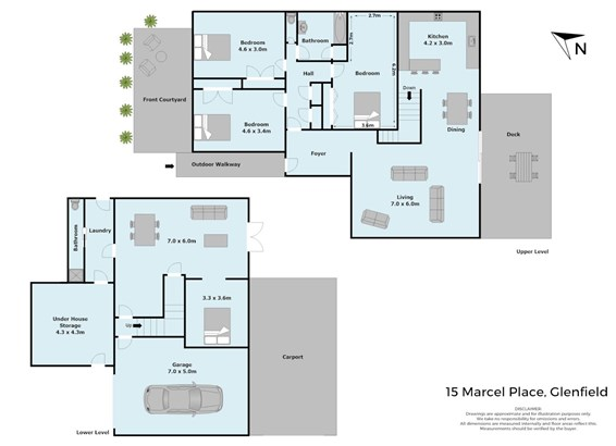 15 Marcel Place, Glenfield, Auckland - NZL (photo 3)