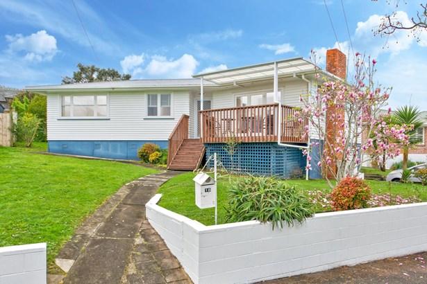 10 Hillview Avenue, New Windsor, Auckland - NZL (photo 1)