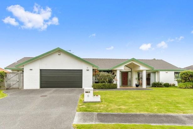 6 Orohena Close, Northpark, Auckland - NZL (photo 1)