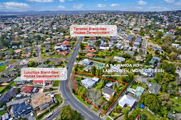 7 & 9 Awaroa Road, Sunnyvale, Auckland - NZL (photo 1)