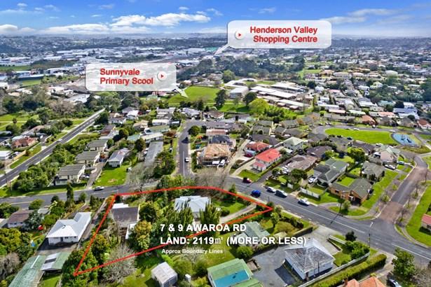 7 & 9 Awaroa Road, Sunnyvale, Auckland - NZL (photo 2)