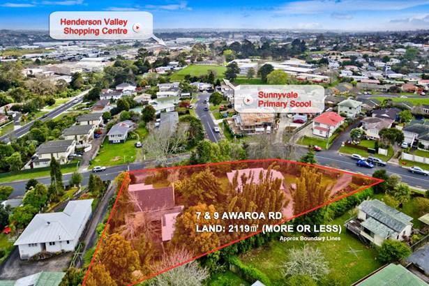 7 & 9 Awaroa Road, Sunnyvale, Auckland - NZL (photo 3)