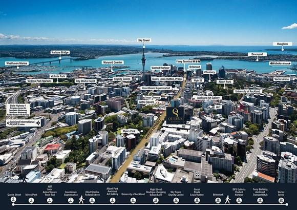 1201/438 Queen Street, City Centre, Auckland - NZL (photo 2)