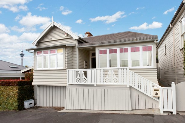 21 Ireland Street, Freemans Bay, Auckland - NZL (photo 1)