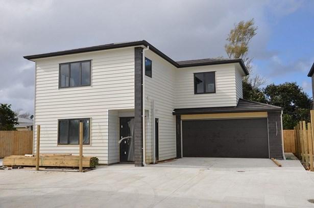 Lot1, 2, 3 Wayne Drive, Mangere, Auckland - NZL (photo 1)