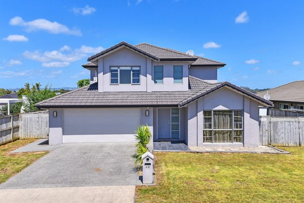 46 Hadley Wood Drive, Wattle Downs, Auckland - NZL (photo 1)