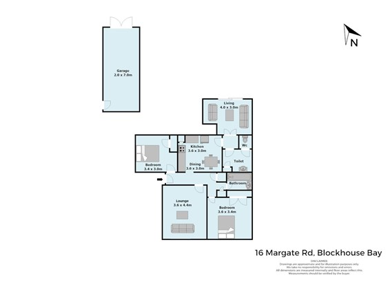 16 Margate Road, Blockhouse Bay, Auckland - NZL (photo 3)