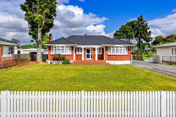 20 Rathgar Road, Henderson, Auckland - NZL (photo 1)